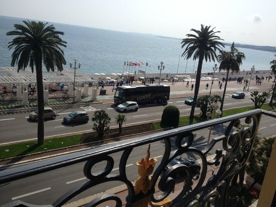 Hotel Le Royal: Вид