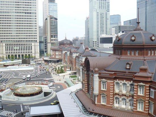 Marunouchi: 東京駅丸の内側