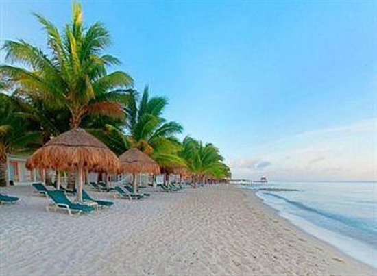 El Cozumeleño Beach Resort: Ignore this
