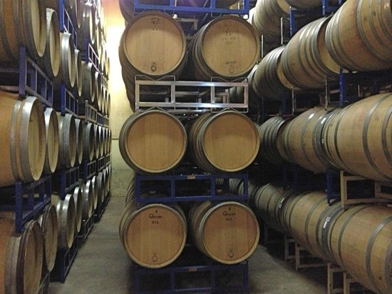 All Sustainable Vine wine tours include personal winery production and barrel room tours.