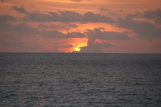 Hyatt Zilara Cancun: sunrise