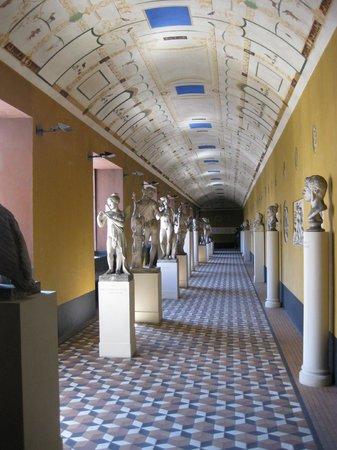 Thorvaldsens Museum : Gange