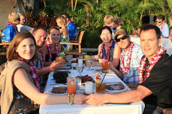 Feast At Lele : our table