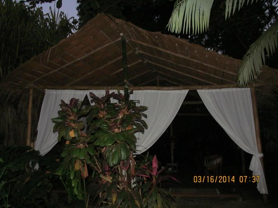 Magellan Boutique Hotel: Meditation and Yoga Pavillion