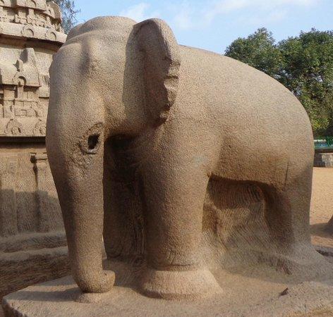Monuments at Mahabalipuram: stunning