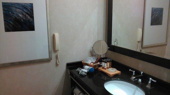Sheraton Miyako Hotel Tokyo: Ванная комната