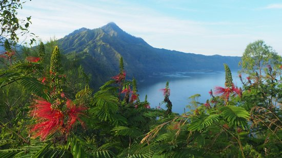 Bali Trekking Tour - Day Tours: Magnificent view of mount Abang