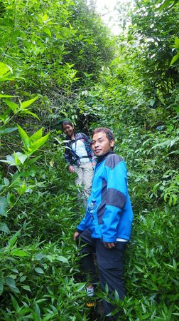 Bali Trekking Tour - Day Tours: Our driver/guide, Putu