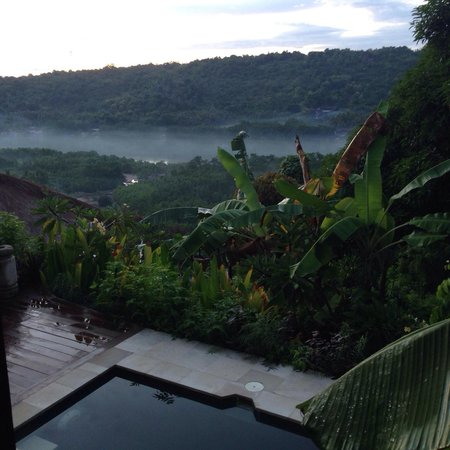 Twin Island Villas : a fresh morning