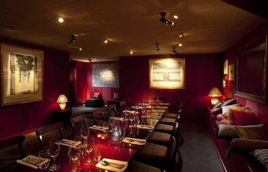 Jasmin Indian Restaurant: Private Dining Room
