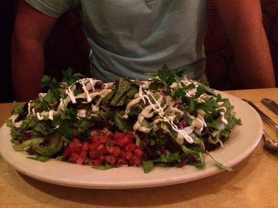 The Cheesecake Factory : What a salad!