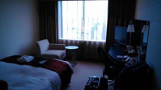 ANA Crowne Plaza Hotel Kanazawa : Интерьер комнаты