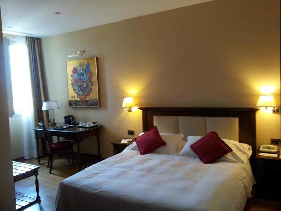Hotel Nazionale: La chambre