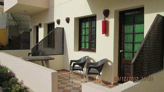 Sultana Beach Resort : номер