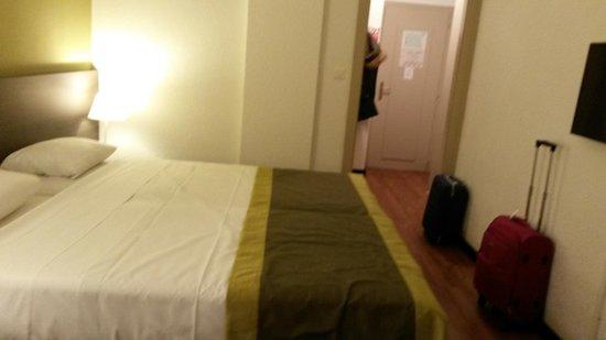 Hotel Montana: chambre
