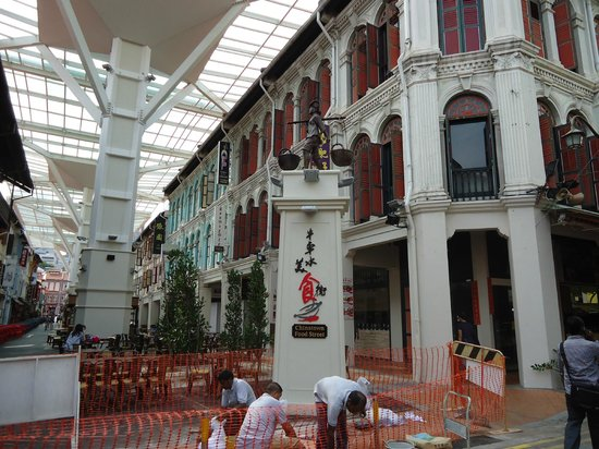 Santa Grand Hotel Lai Chun Yuen: Chintown