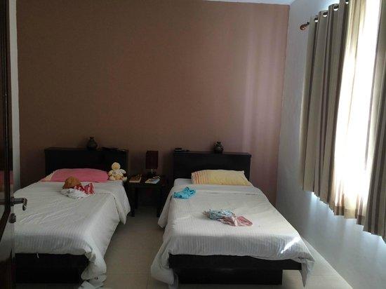 Cohiba Villas : Second bedroom