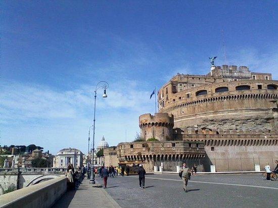 Nataly's House: Castel sant angelo