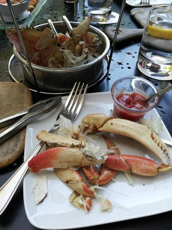 Willi's Seafood & Raw Bar: Dungeness crab