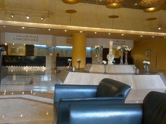 Sofitel Algiers Hamma Garden : Lobby Sofitel
