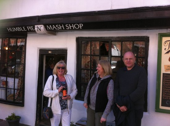 Humble Pie 'n' Mash : Lovely meal at the Humble Pie n Mash in Whitby
