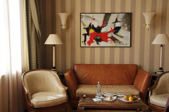 Boscolo Prague, Autograph Collection: Junior Suite
