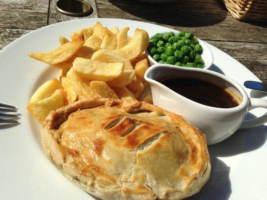 The Yew Tree Inn: Beef Pie