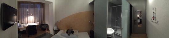 Hotel La Pergola : Room
