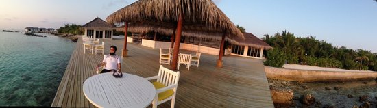 Club Med Kani : Lunch Area