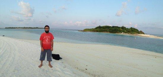 Club Med Kani : Jungle like Island view