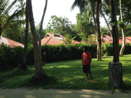 Club Med Kani : land villas