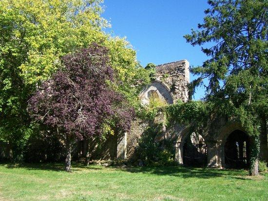 La Roche-sur-Yon, France : l'abbaye des Fontenelles