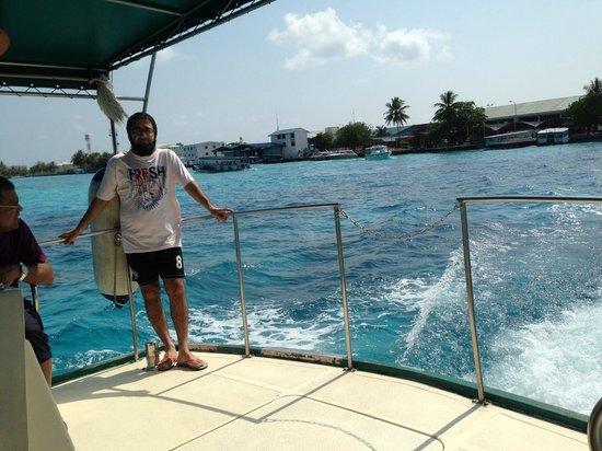 Club Med Kani : View