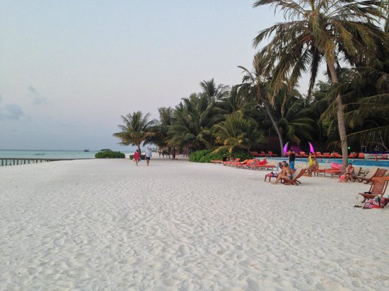 Club Med Kani : FRONT BEACH