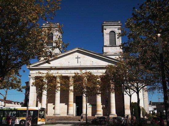 La Roche-sur-Yon, France : L'éGLISE