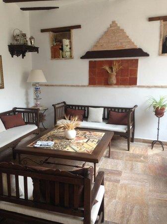 Hotel Rural Casa Grande Almagro: Cualquier rincon es especial en este hotel y digno de una fotografia de cualquier revista de dec