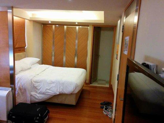 CHI Residences 314: Sleeping Area