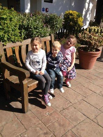 Mill Rythe Holiday Village: children