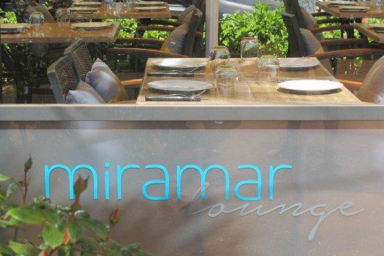 Hotel Miramar: miramar terraza
