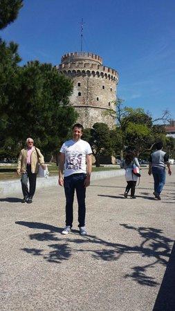 Anatolia Hotel Thessaloniki: Turnul alb
