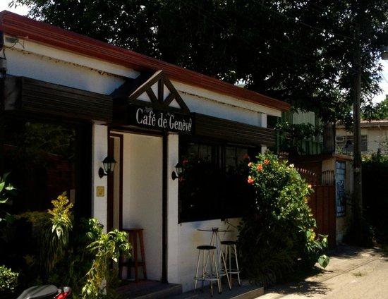Cafe de Geneve: Lovely Café