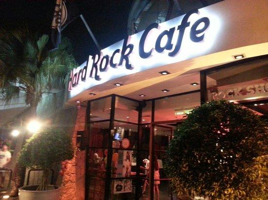 Hard Rock Cafe Pattaya: 外観