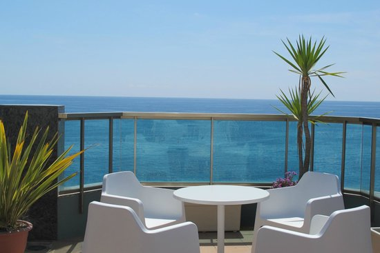 Hotel Miramar: piscina