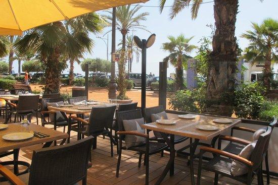 Hotel Miramar: terraza restaurante
