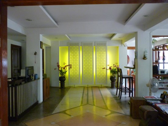 Yindee Stylish Guesthouse: Hotel interior