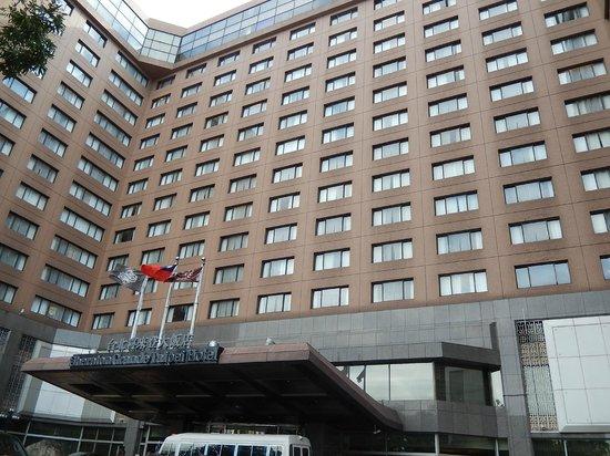Sheraton Grand Taipei Hotel : 移動に便利なホテル