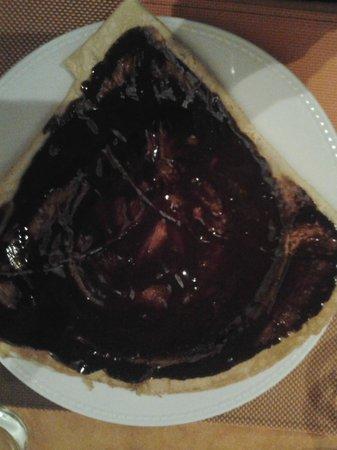 Crêperie du Théâtre : Crepe chocolat noir