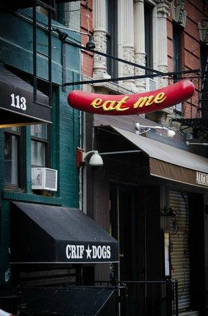 Crif Dogs: Crif