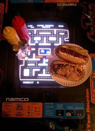 Crif Dogs: Hot dog