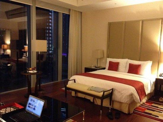 The Oberoi, Dubai : deluxe room